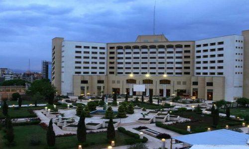 Hôtel Pars Kerman Iran