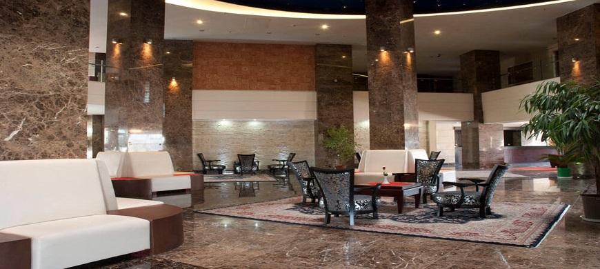 Hôtel Parsian Kermanshah Iran