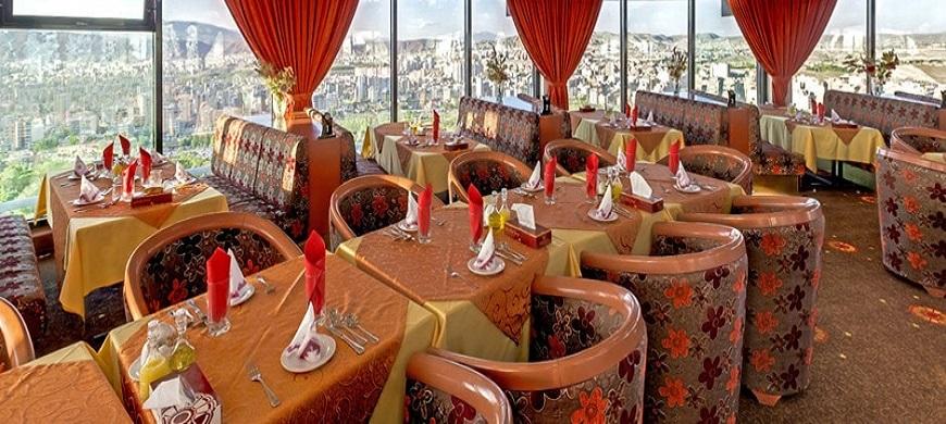 Hôtel Pars El Goli Tabriz Iran