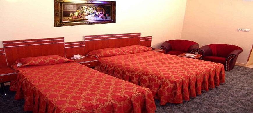 Hôtel Persia Ahvaz Iran