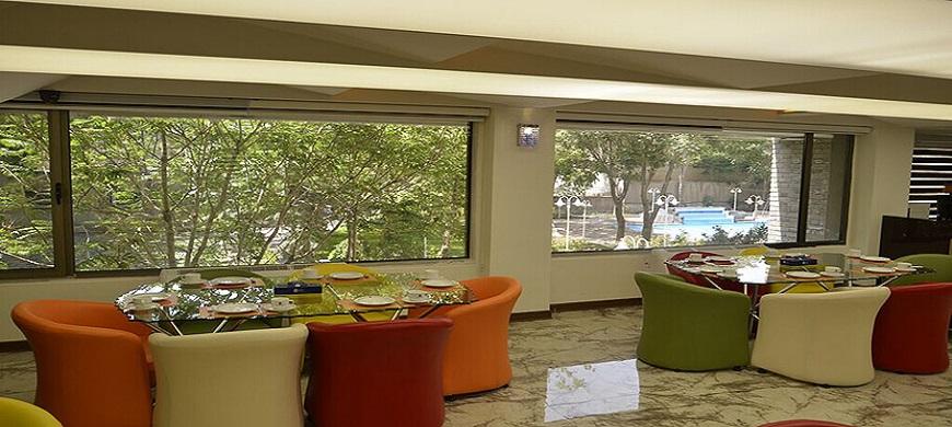 Hôtel international Tabriz