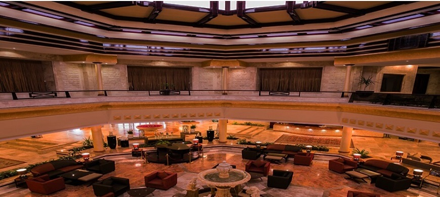 Hôtel Toranj Kish Iran