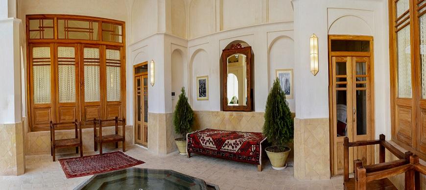 Hôtel Darbe Bagh Kashan Iran
