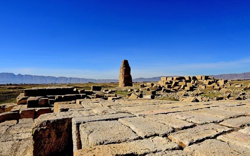 Paysage Archéologique Sassanide
