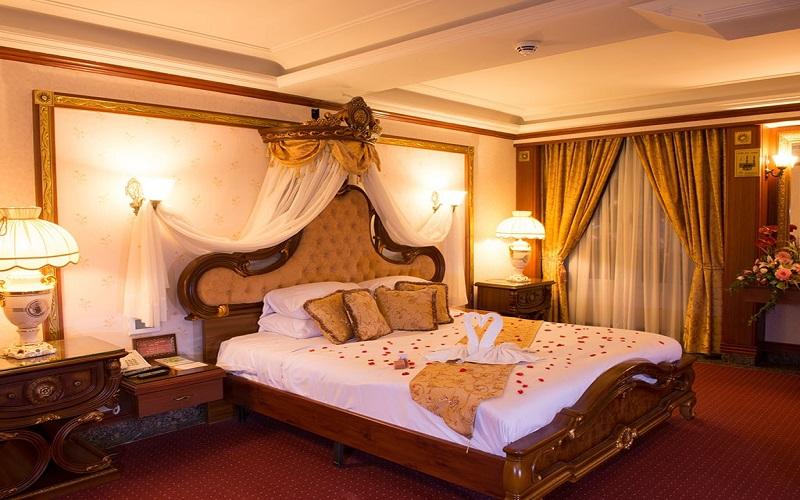 Réservation Hôtel en Iran