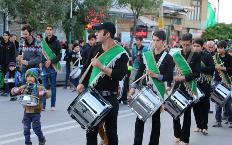 Muharram Iran