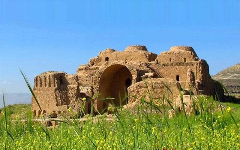Palais d'Ardashir
