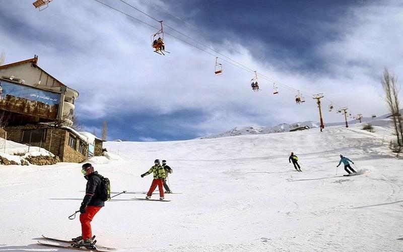 Voyage Sport Aventure Iran