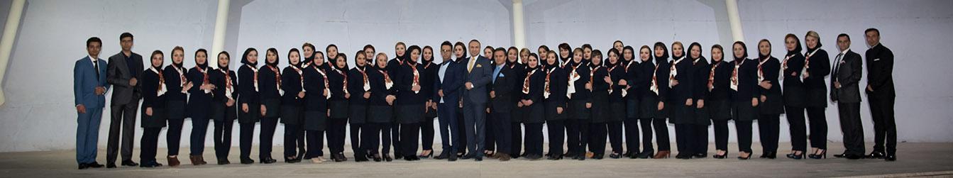 Agence de Voyage en Iran