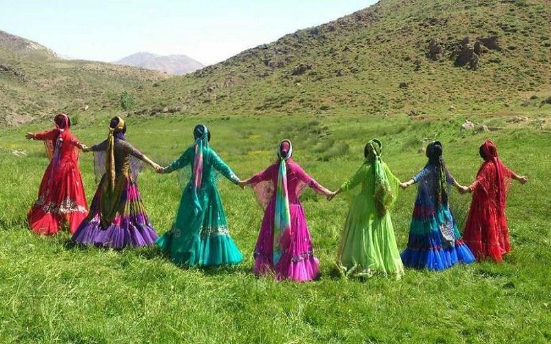Voyage nomade en Iran