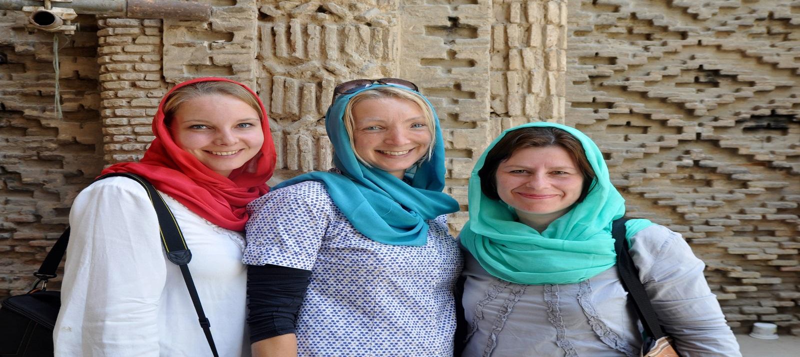 Tenue de Voyage Iran
