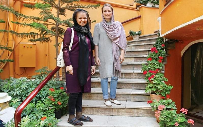 Tenue de Voyage Iran , IranDestination