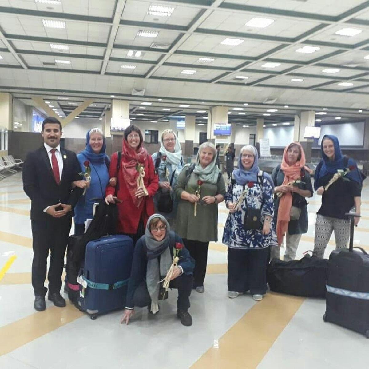 Guides touristiques Iran
