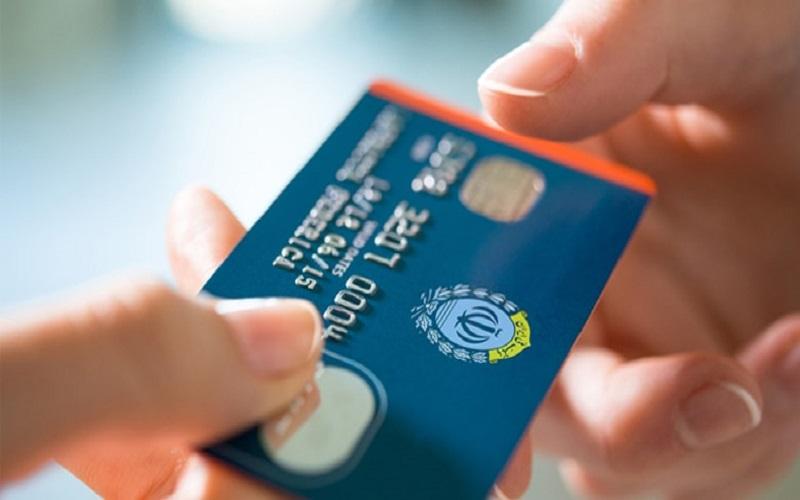 Carte de crédit en Iran