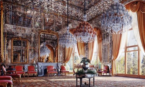 Voyage de luxe en Iran