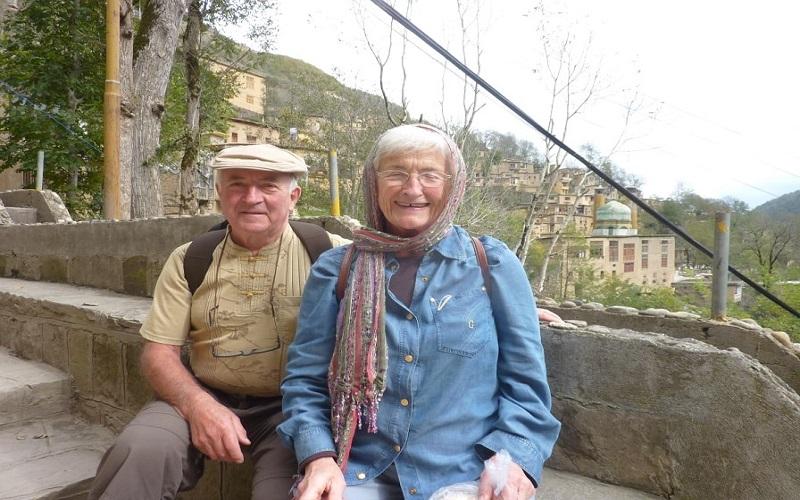 Voyage en Iran en tant que couple non marié