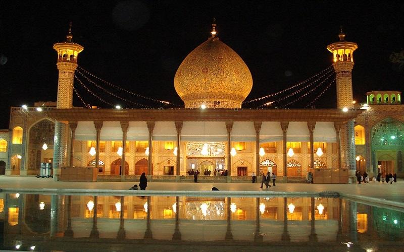 Circuit Religion en Iran