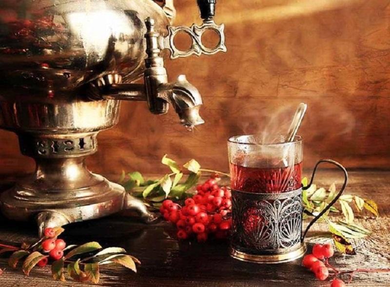 Thé persan (chai)