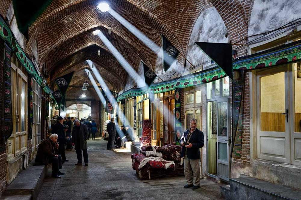 Bazar Tabriz
