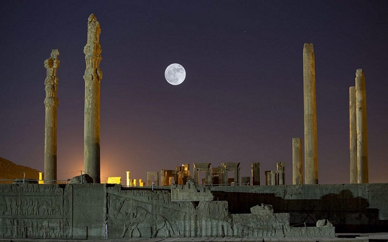 Iran ville touristique