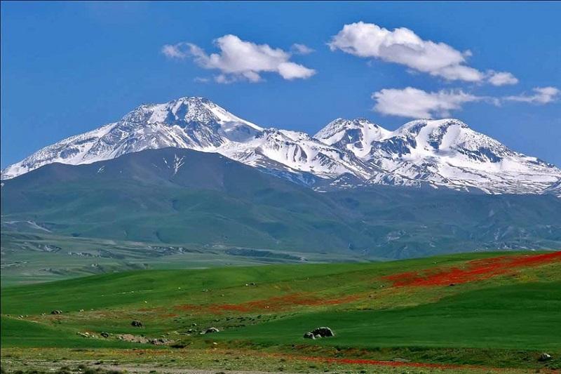 Circuit de l'Est à l'Ouest de l'Iran