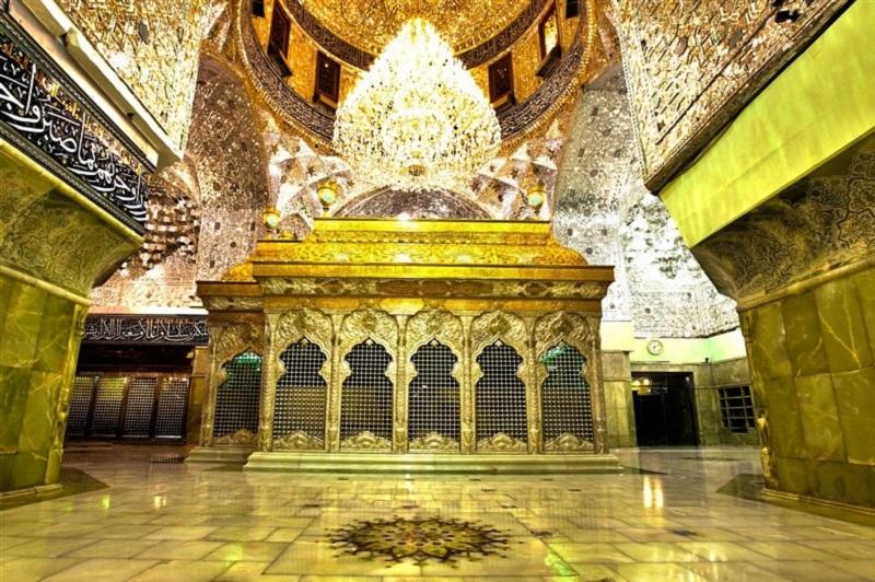 Circuit religieux Iran et Irak