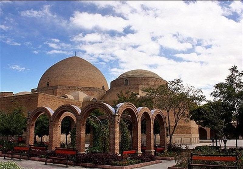 Mosquée Iran