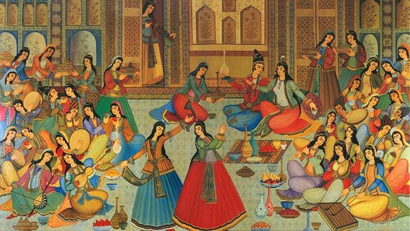 Musique Iran