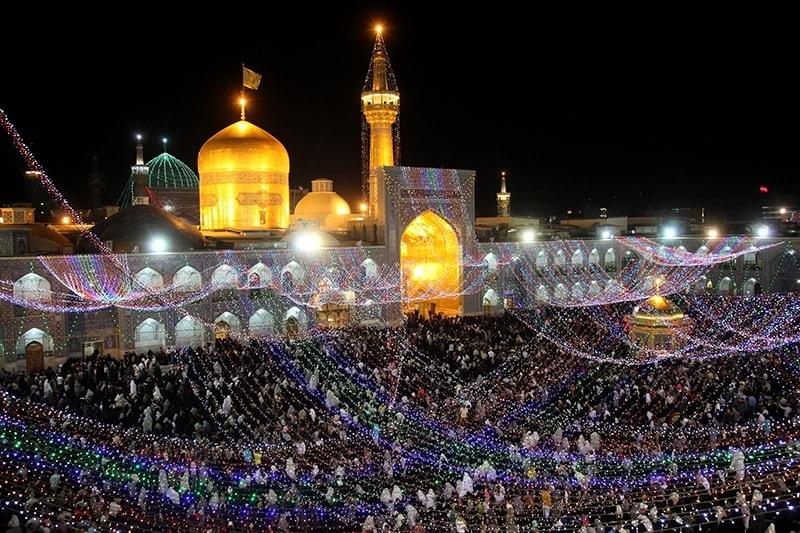 Ziarat en Iran