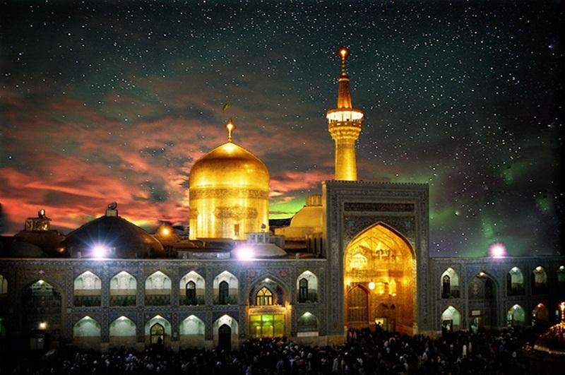 Mausolée Imam Reza