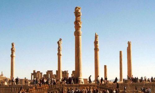 circuit en Iran pas cher