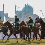 Polo en Iran