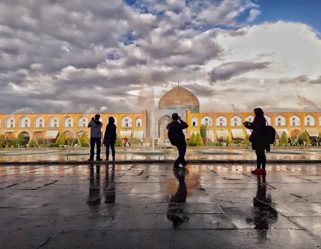 Iran en hiver