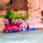 Rafting Iran