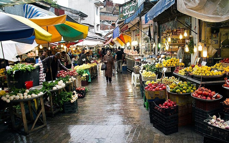 Gastronomie Iran
