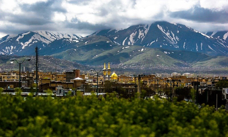 Montagne Iran