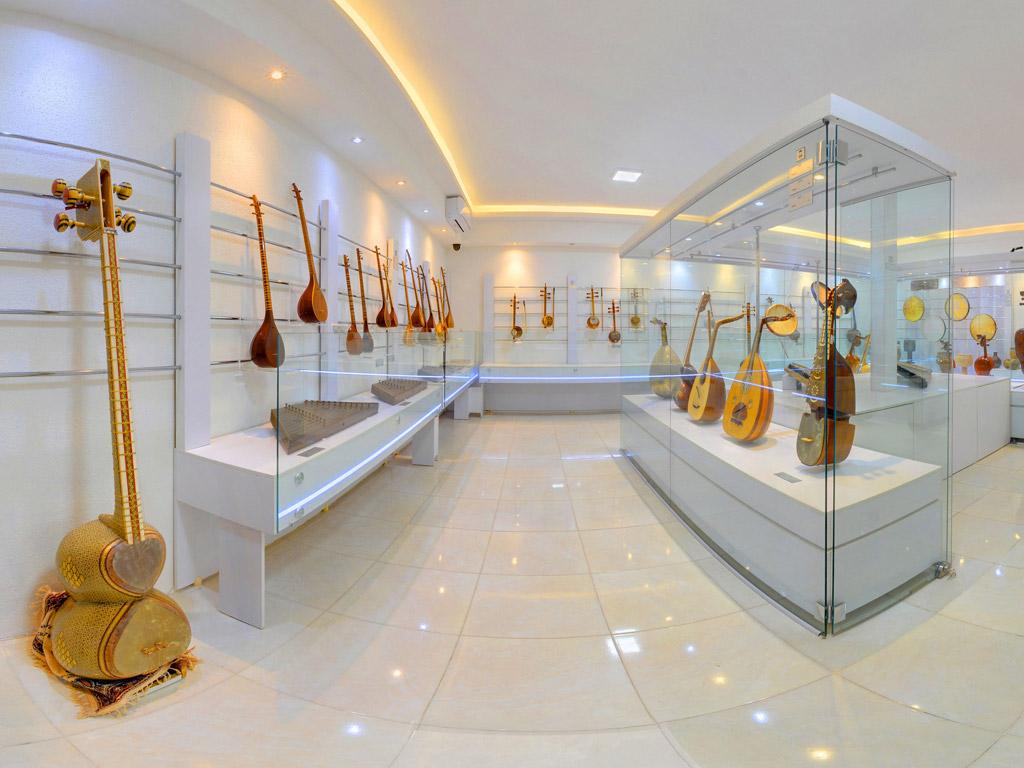 Musée musique Ispahan