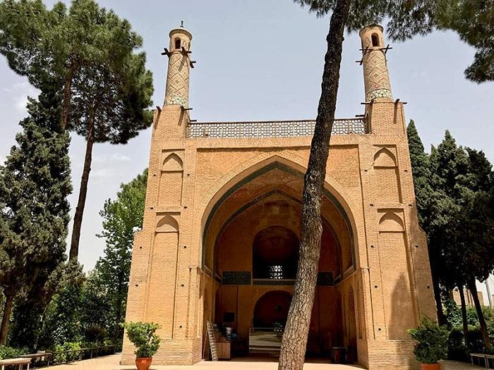 Minarets tremblants