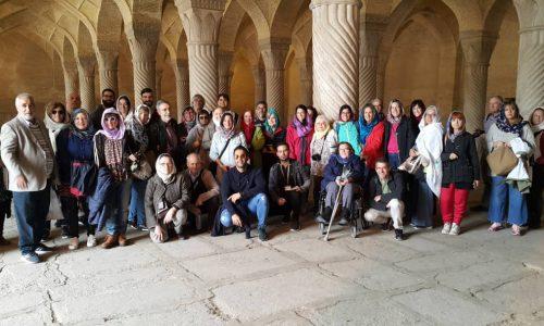 Voyage Chiraz