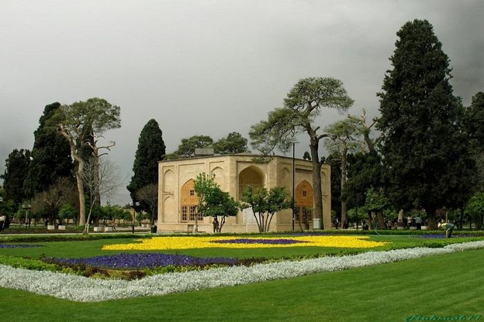 jardin persan