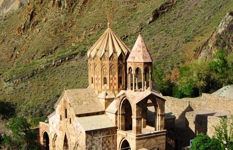 Eglise en Iran