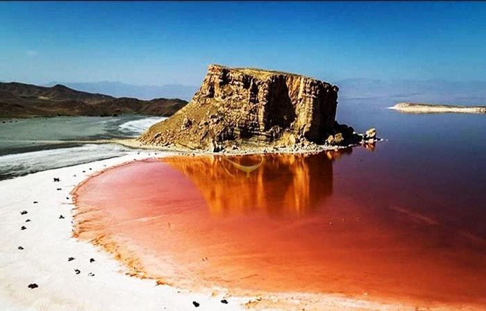 lac d'ourmia