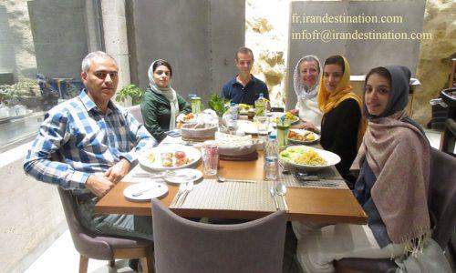 Groupe de Voyage Irandestination