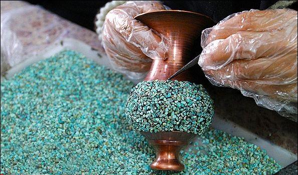 turquoise iran