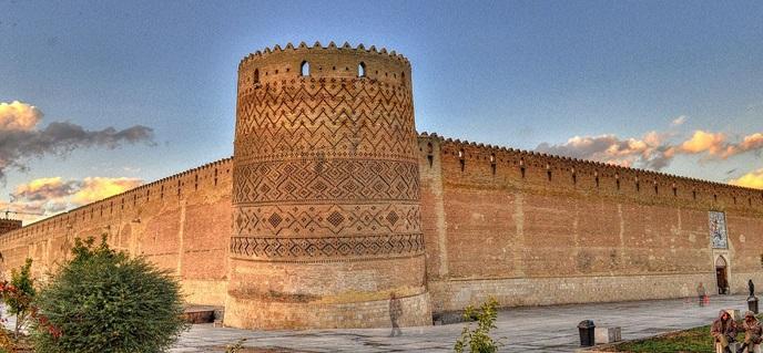 attractions historiques d'Iran