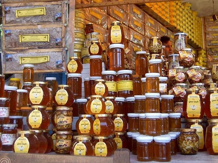 miel d'Iran