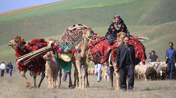 nomade aventure iran