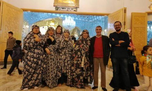 Voyage religieux Iran