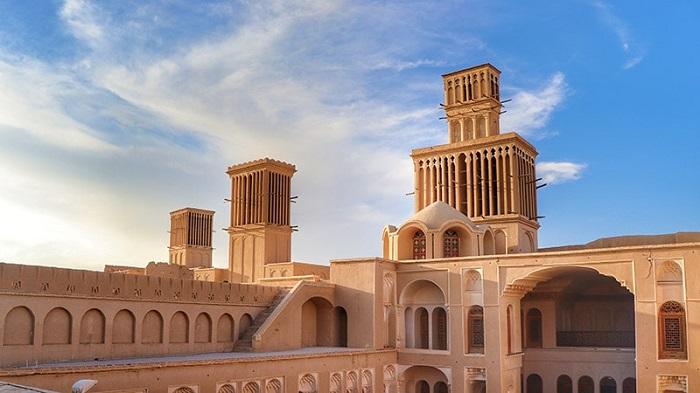 attrape-vent de Yazd