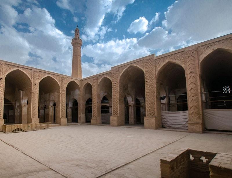 mosquée Jameh de na'in